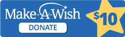 Make a Wish - $10 Donation Button