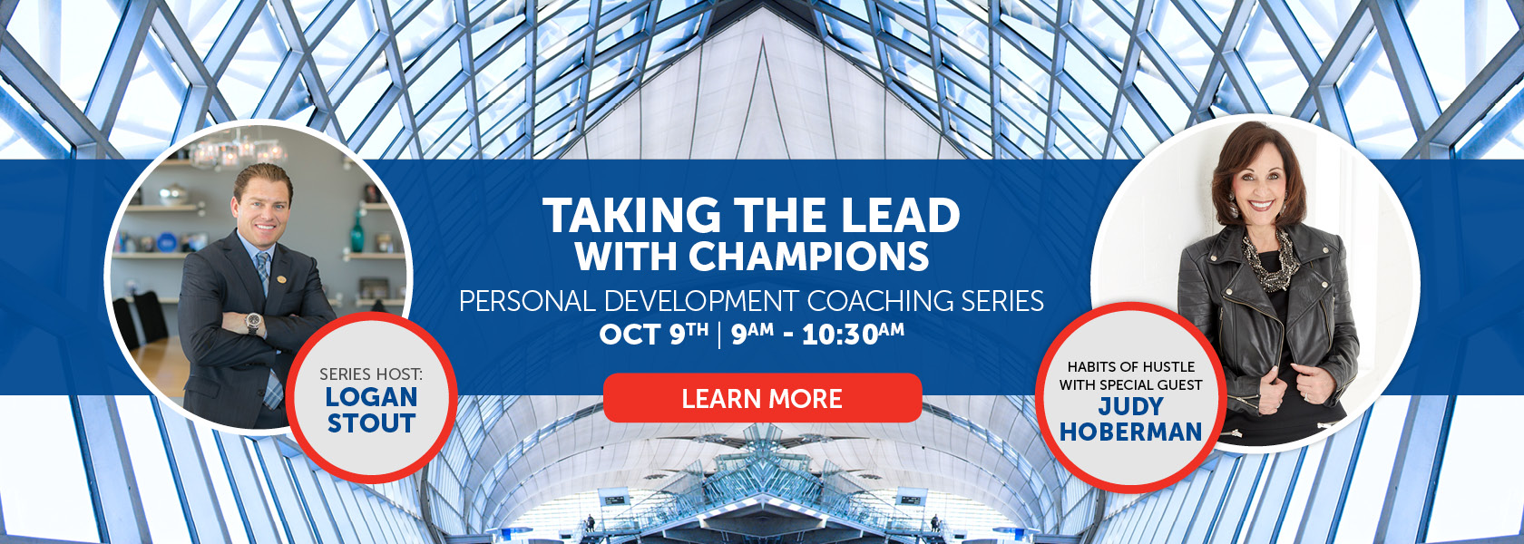 October Coaching Series Banner