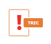 Important TREC Notices Icon