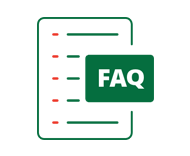 Loan Origination FAQ Icon