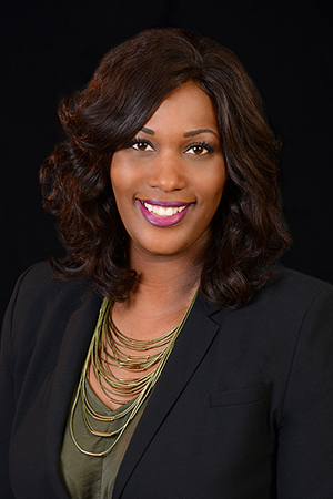 Tiffany Taylor-Gentry Staff Headshot