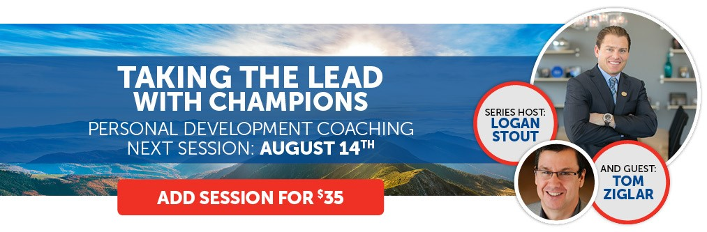 Taking the Lead Coaching Series Promo - August 14th Session Featuring Tom Ziglar