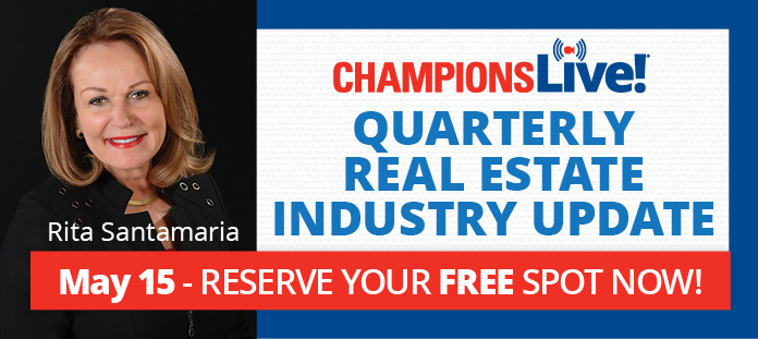 Quarterly Industry Update Promo Button